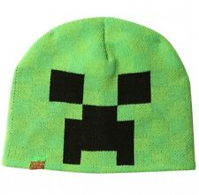 MINECRAFT Cappello Invernale CREEPER Originale Ufficiale BEANIE HAT Berretto NEW