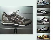 SCARPE ASICS ORIGINALE TIGER ULTIMATES 81 PELLE TELA SHOES SPORT SCARPETTE NUOVO