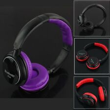 Foldable Stereo Bluetooth Wireless Headset Headphone for Moble PC Tablet Laptop