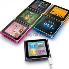 Hot Gift! 4GB 8GB Mp3 Mp4 6th Gen 1.8in LCD Screen FM Radio Games Movie Player