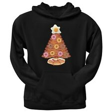 Breakfast Bacon And Eggs Christmas Tree Adult Pullover Hoodie Hooded Sweatshirt