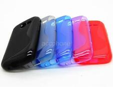 S-Line Soft TPU Gel Skin Cover Case For Samsung Galaxy Pocket 2 Duos G110B G110H