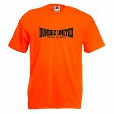 Dundee United FC Proud To Be An Arab Football Club Soccer T-Shirt - All Sizes
