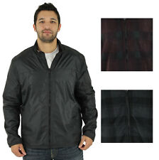 Live Mechanics Men's Zip Up Bomber Jacket