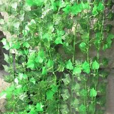 Artificial Silk Ivy Garden Hanging Flower Vine Wedding Plant Home Decor