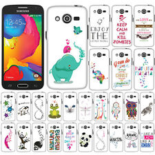 For Samsung Galaxy Avant G386T T-Mobile Turtle Snap On HARD Case Cover Accessory