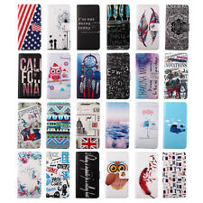 Landir / Hot Sale Patterned Wallet Leather Flip Stand Pouch Protect Case Cover