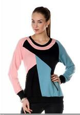 Womens Top Plus Size 1x 2x 3x Blouse Shirt Multi-Color Gift Long Sleeve