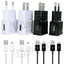 EU/US AC Wall Travel Charger for Samsung Galaxy S2 S3 Note Grand 1/2 Ace K zoom
