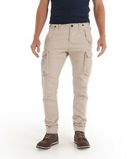 New Mens Superdry Commodity Cargo Pants Stone