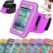 Sports Gym Running Jogging Armband Case Pouch For Mobile's Apple, Samsung, HTC