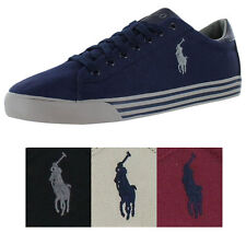 Polo Ralph Lauren Harvey Men's Canvas Sneakers Shoes