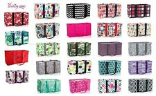 NEW Thirty one LARGE UTILITY TOTE Bag basket beach laundry 31 gift more designs