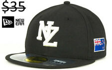New Zealand Team Men New Era 59Fifty Fitted MLB World Baseball Classic Hat Cap