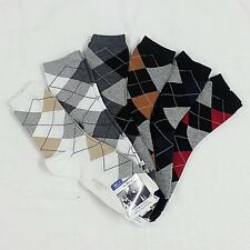 Lot Outdoor Mens/Womens Business Fashion Crew Dozen Pairs Cotton Socks
