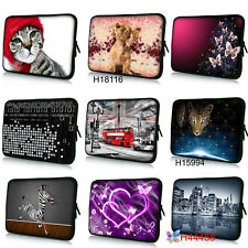 "Tablet Laptop Sleeve Case Bag For 8"" 10.1"" 11.6"" 12.5"" 13"" 14"" 15.6"" 17.3"" HP"