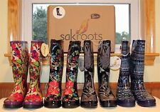 *NWB* Women's SakRoot Rain/Snow Boots with faux fur lining-Many Styles & Sizes