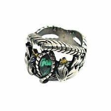 ARAGORN Barahir RING Official LOTR Lord Rings CERTIFICATE and BAG The Hobbit NEW