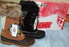 *NIB* KHOMBU Nordic 2 Womens Winter Snow Boot/Waterproof/Weatherproof rated -20°