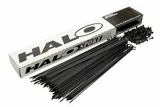 Halo Black ED Double Butted Spokes 190mm - 200mm 2 Spokes for £1.50!!!