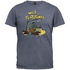 Flintstones - Boys Meet The Flintstones Soft Youth T-Shirt