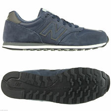 NEW BALANCE MENS 373 TRAINERS NAVY SUEDE SIZES 6.5 - 12.5 SNEAKERS SHOES M373SYN