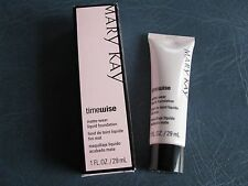 Mary Kay TimeWise Matte-Wear Liquid Foundation Ivory/Bronze/Beige New Old Stock
