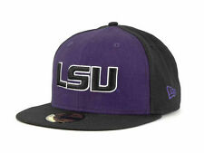 New Era 59Fifty LSU Tigers Spinoff NCAA Fitted Cap Hat $32