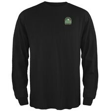St. Patricks Day - Walsh's Irish Pub Slainte Barkeep Black Long Sleeve T-Shirt