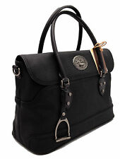 Borsa La Martina Donna Pelle 100% Tote Bag Women Leather 2 manici tracolla Looev