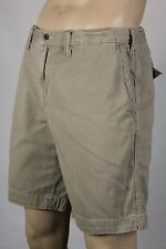 Polo Ralph Lauren Tan Relaxed Fit Shorts Pony NWT