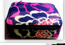 Vera Bradley Travel Pill Case 7 Day + 1 Xtra Compartments New Patterns Pick One!