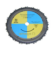Chain Saw Blade For Angle Grinder In 3 Different Sizes 115 / 125 / 230 mm