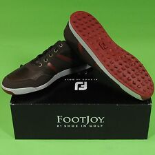 FootJoy Contour Casual 54371k Medium Fit Golf Shoes Many Sizes Brand New