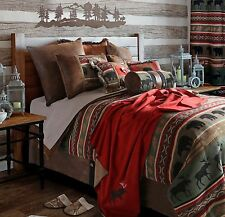 Backwoods Bedding Collections - Cabin / Rustic - Free  Shipping + Free Throw!