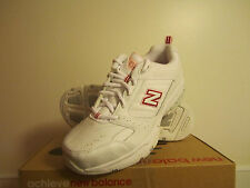 New! Womens New Balance 608 Sneakers Shoes white pink - limited sizes