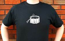 SNARE DRUM BAND MUSIC CONCERT GRAPHIC T-SHIRT TEE FUNNY CUTE