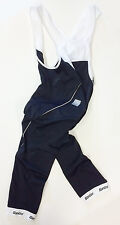 Tempo Lycra Cycling BIB Knickers (Max2 Chamois)- made in Italy by Santini