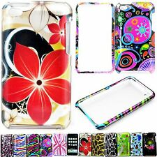 Protective Hard Mobile Phone Back Shell Cover Case For Apple Ipod Touch 4 4th