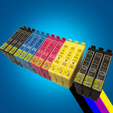 15 Ink Cartridges for Epson Printers - Stylus/ Workforce/ Expression Home Series