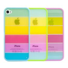 kwmobile TPU CASE FOR APPLE IPHONE 4 / 4S BUMPER FRAME COVER PHONE SILICONE