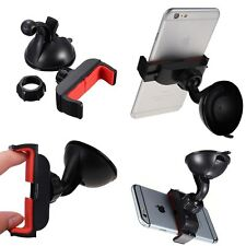 Universal Mini Suction Cup Vehicle Car Windshield Mount Holder Cradle Cell Phone