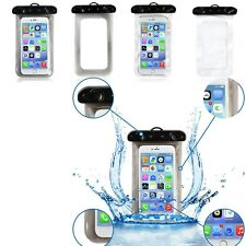 Waterproof Underwater Pouch Dry Float Bag Pack Case Cover For Mobile Cell Phones
