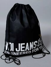 New Mens Designer Voi Jeans Drawstring Gym Schoool Ruck Sack Bag