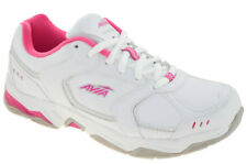 Avia Tangent Womens Cross Training Shoe White/Pink/Silver Style A1483WWPS