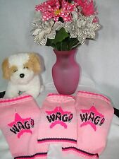 NEW Diva Poodle,Maltese, Pretty in PinK, WOOF Dog sweater see  my e-bay store