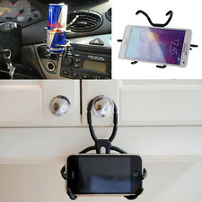 Universal Car Spider Flexible Grip Stand Mount Holder For iPhone For Xiaomi