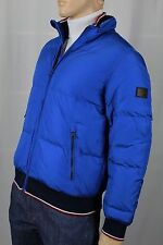 Tommy Hilfiger Royal Blue Ski Down Coat Puffer NWT $170