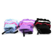 Colors Laptop USB Powered Heating Warm Hand Gloves Warmer Fingerless Mittens New