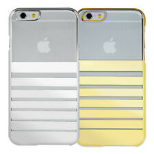kwmobile HARD COVER CHROME LOOK FOR APPLE IPHONE 6 / 6S CASE BACK SHELL BUMPER